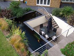 View In Gallery Koi Ponds And Water Gardens For Modern Garden Home Design  Ideas Sublime Pond