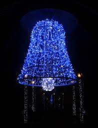 Xmas lighting decorations Icicle Lights Light Bell Blue Christmas Lighting Decor Christmas Tree Christmas Decoration Lights Symmetry Light Fixture Chandelier Decorations The Perfect Light Free Images Bell Blue Lighting Decor Christmas Tree Christmas