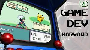 Pokémon Coding Tutorial - CS50's Intro to Game Development - YouTube