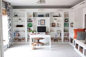 office book shelves. Office Bookshelves Ikea Makeover Reveal IKEA Hack Built In Billy Bookcases 4 Book Shelves O