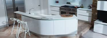 ... Curved Kitchen by Metris