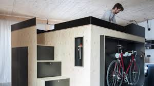 all in one furniture. inner space 14 modular allinone living cubes to organize interiors all in one furniture