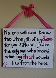 Quotes About Strength And Love Gorgeous No One Will Ever Know The Strength Of My Love For You Quote Picture