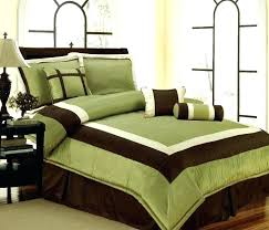 details about new bedding sage green brown white hampton comforter set queencal kingcurtainsbrown and duvet covers