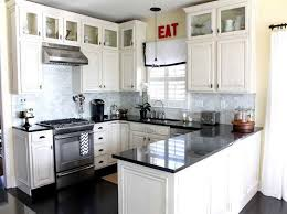 Small Kitchen Remodel Ideas White Cabinets Modern Home Design Delectable Kitchen Ideas With White Cabinets