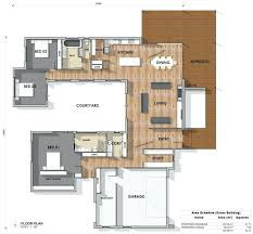 u shaped hip roof ranch style house google search floor plans l kitchen