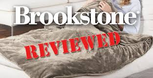this is a bit diffe from the rest of my weighted blanket reviews brookstone is not a firm that specializes in well anything