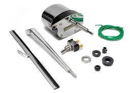 electric wiper motor conversion kit international scout parts electric wiper motor conversion kit