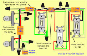 3 way and 4 way wiring diagrams with multiple lights do it 5 Way Switch Wiring Diagram Light 3 way and 4 way wiring diagrams with multiple lights do it 5-Way Electrical Switch