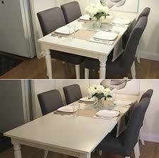 fabulous ikea extendable dining table 1000 ideas about ikea dining table on minimalist