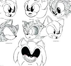Sonic Coloring Page Zupa Miljevcicom