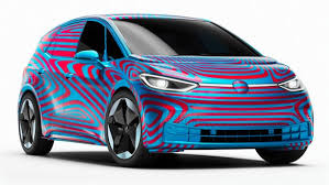 Begins Available Electric All-new Future Preorder With 3 For Id Now The Volkswagen's