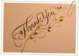 Thank You Note After Funeral To Coworkers No Thank You New Rules About Thank You Notes After The