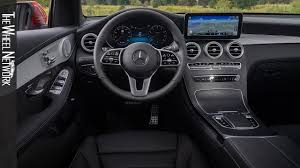 Request a dealer quote or view used cars at msn. 2020 Mercedes Benz Glc 300 4matic Coupe Interior Us Spec Youtube