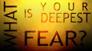 What Is Your Greatest Fear Not Your Average Random Blog This Blog Is An Opportunity For Me 5
