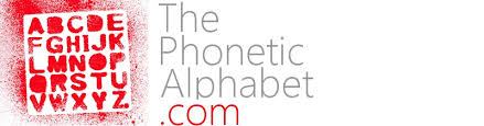 Each word (code word) stands for its initial. Lapd Phonetic Alphabet