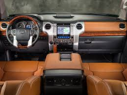 2016 toyota tundra 1794 edition pickup interior t wallpaper