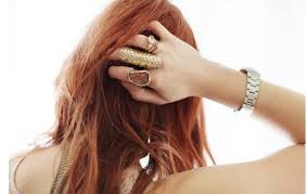 Silver, Yellow <b>Gold</b> or Rose <b>Gold</b> for Redheads — How to be a ...