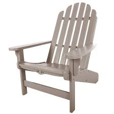 composite adirondack chairs. Durawood Essentials Adirondack Chair In Weatherwood Composite Chairs O