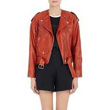 gallery previously sold at barneys new york women s cropped leather jackets