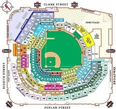 Ford Stadium Seating Chart Busch Stadium Seating Universalcity Co