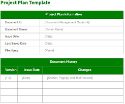 Sample Project Plan Outline How To Create The Perfect Project Plan In 14 Easy Steps