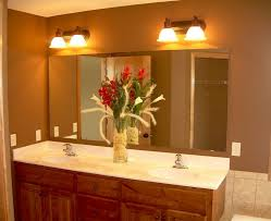 Bathroom:Classical Looking Bathroom With Brown Paint Color Finish Style Best  Paint Finish For Bathroom