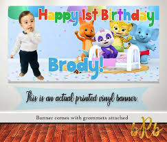 happy birthday banners personalized word party birthday banner happy birthday banner photo etsy