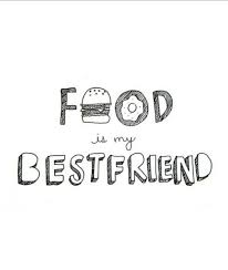 Quotes About Food And Friendship Magnificent Nothing To Add Image 48 By Violanta On Favim