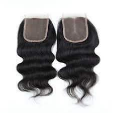 Bundle Hair Length Chart 6a Virgin Hair Lace Closure Brazilian Body Wave Human Hair Closures 4x4 Free Middle 3 Part