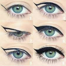 best ideas for makeup tutorials this cat eye makeup tutorial makes getting the look