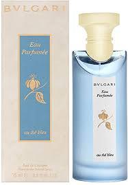 <b>Bvlgari</b> Eau Parfumée <b>Au</b> Thé <b>Bleu</b> Eau de Cologne Spray 75 ml ...
