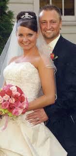 Wedding: Larson-Johnson   The Spokesman-Review
