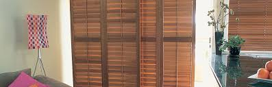 null view bi fold and sliding door blinds