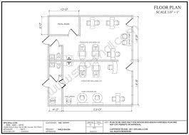 Design Your Own Salon Floor Plan  AdhomeFloor Plans For Salons