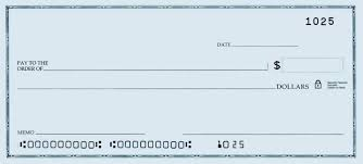 Blank Cheque Template Inspiration Printable Personal Blank Check Template Check Blank Check Blank