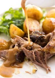 Slow Cooked Lamb Shoulder Recipetin Eats
