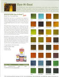 Brickform Acid Stain Color Chart Pin On Basement Ideas