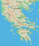 ancient Greece Regions
