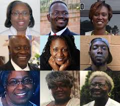 about charleston forgiveness and black pain awesomely luvvie nine victims of the charleston church shooting top row cynthia hurd rev
