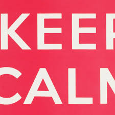 How To Make A Keep Calm Poster Keep Calm And Carry On The Story Behind The Uks Most