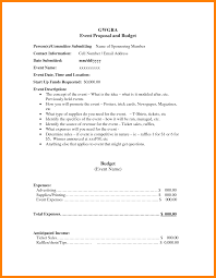 Event Proposal Template 24 Example Of Events Proposal Gcsemaths Revision 2