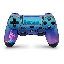 Ps4 Controller Design Fortnite Loot Llama Custom Ps4 Pro Slim Controller Skin Ps4