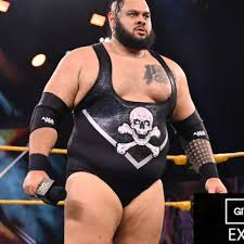 WWE NXT star Bronson Reed picks surprising name for his dream ...