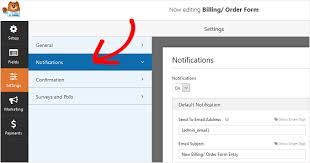 Automatic Withdrawal Form Template How To Create A Simple Order Form In Wordpress Order Form