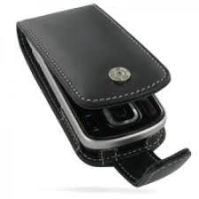 Nokia 6260 Slide Leather Flip Case ...