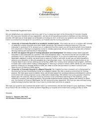 Graduate Program Cover Letter Cover Letter Nursing Graduate Program Refrence Sample Graduate Nurse