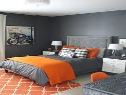 Brown And Orange Bedroom Ideas Interesting Ideas