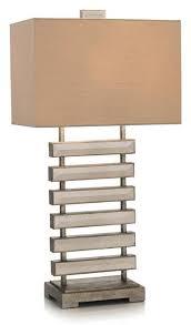 mirrored lighting. Mirrored Ladder Table Lamp Lighting