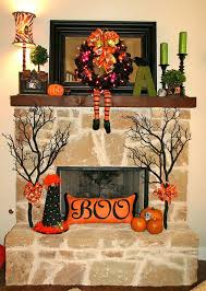 fall decorating ideas fireplace mantel 27 1 kindesign